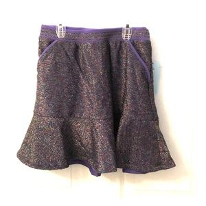 NWT sparkle skirt -unicorn 🦄 mermaid 🧜♀️ colors